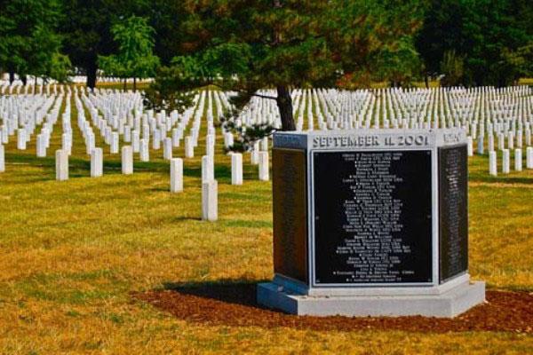 Arlington Cemetery section 64
