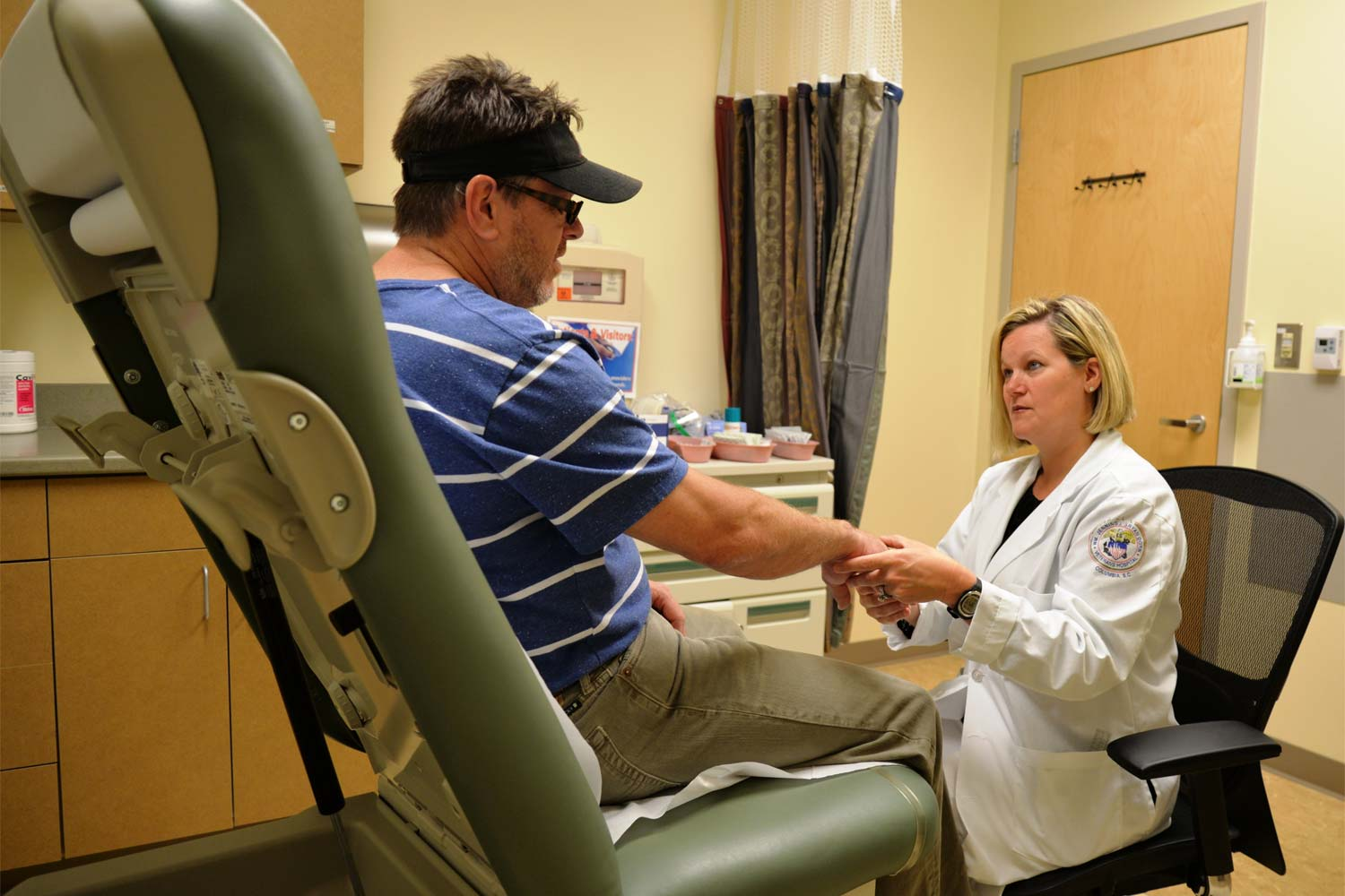 Nurse Practitioners To Treat Vets Without Doctor