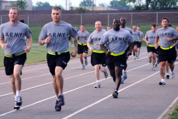 Pt Progression Series 4 Running And Pt Mix Military Com