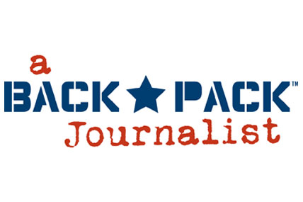 A Backpack Journalist