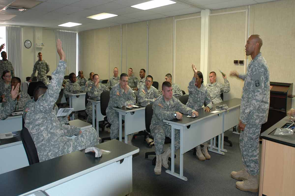 Center For Collaborative Classroom Jobs ~ Collaboration helps shape army university military