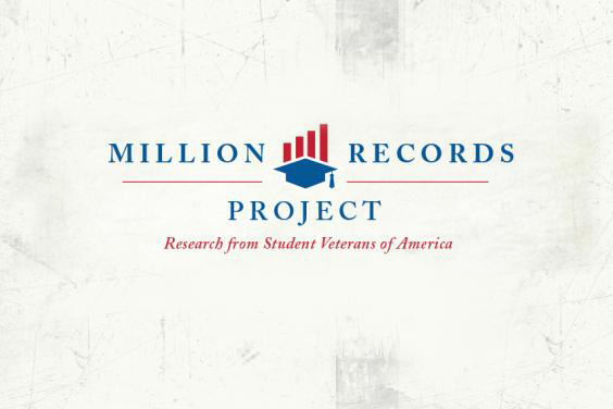 Million Records Project logo.