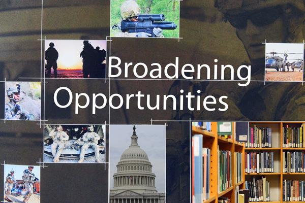 Broadening Opportunities