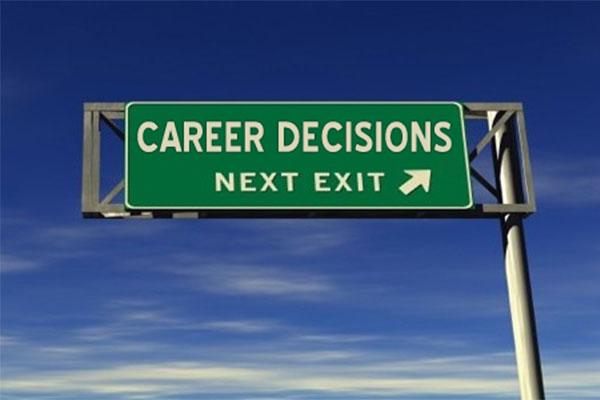 Career Decisions Next Exit
