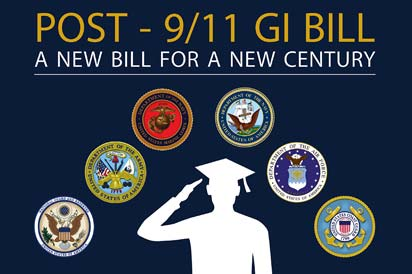 Where is my Post 9/11 GI Bill BAH and.