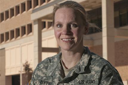 Sgt. Julie Bytnar