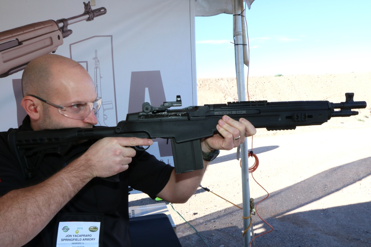 Springfield Armory Introduces Improved Socom 308 Rifle