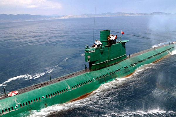 North Korean Submarine Reported Missing Military Com