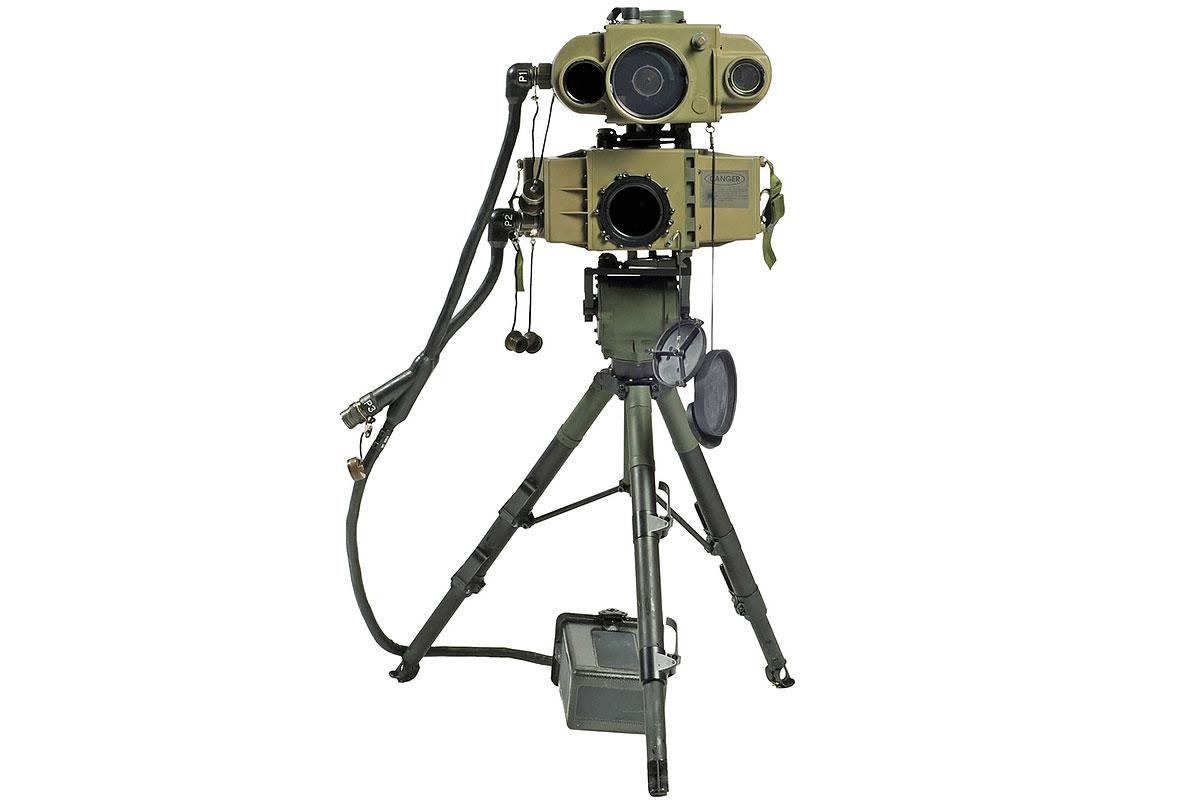 mark vii laser target locator
