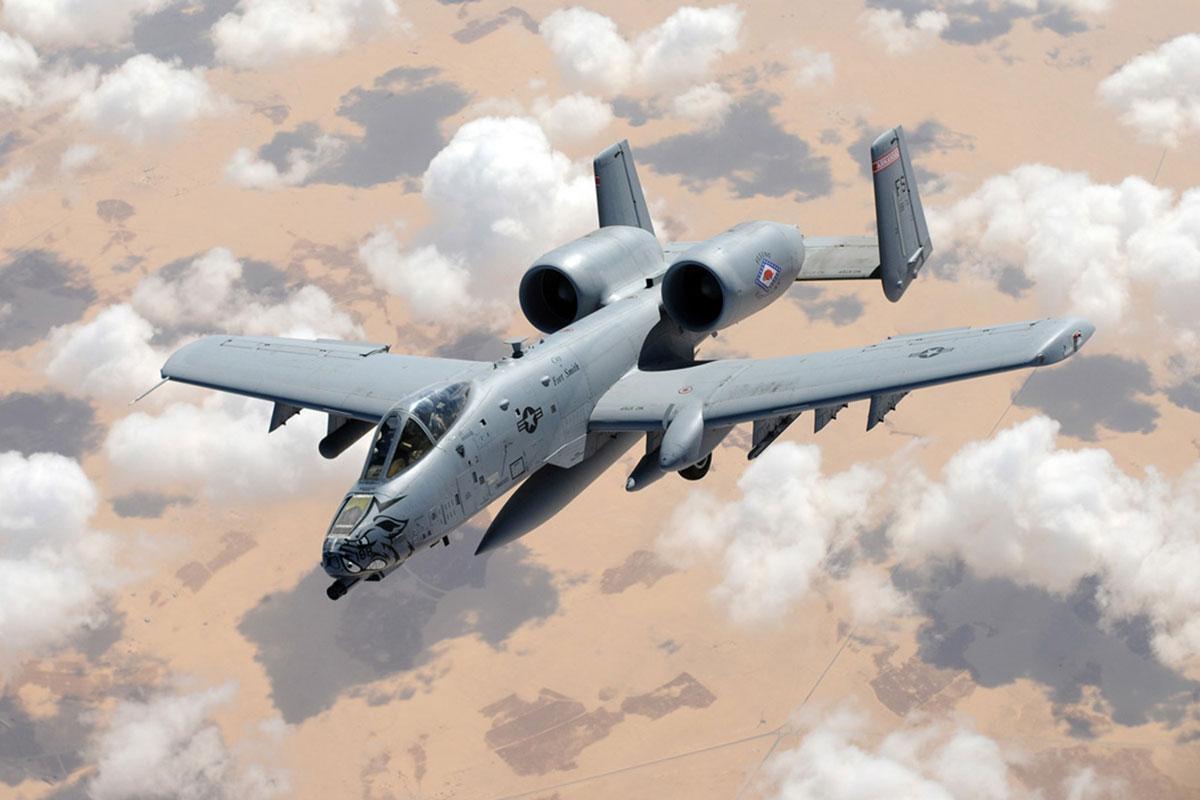 10 Thunderbolt II | Military.com