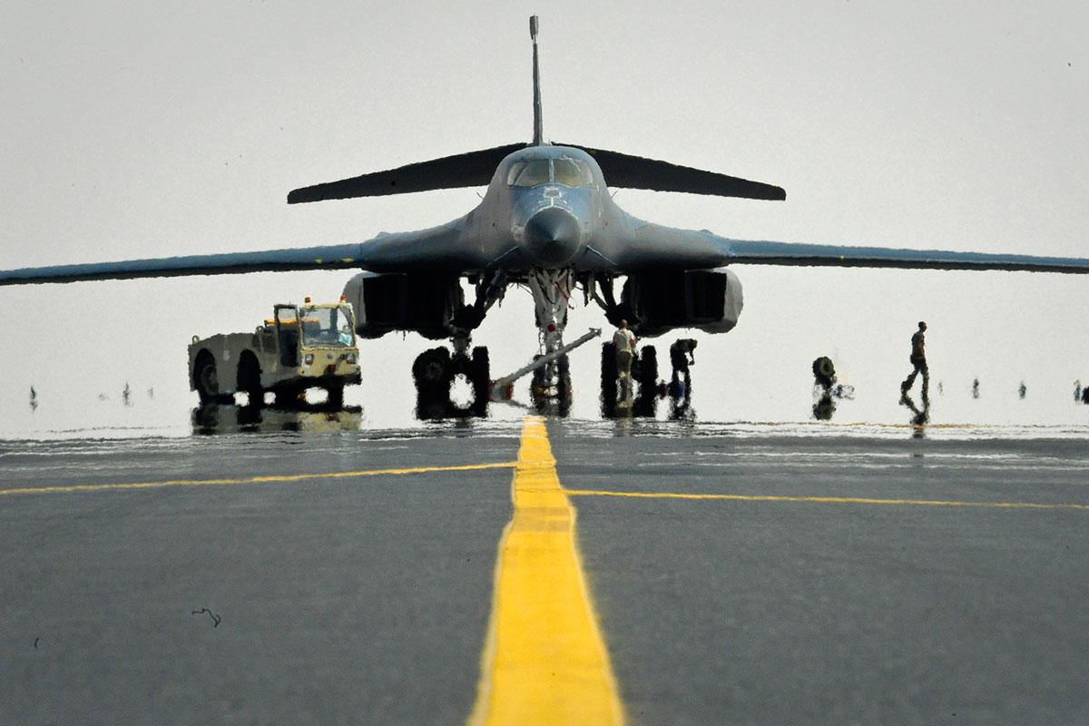 B-1B Lancer | Military.com
