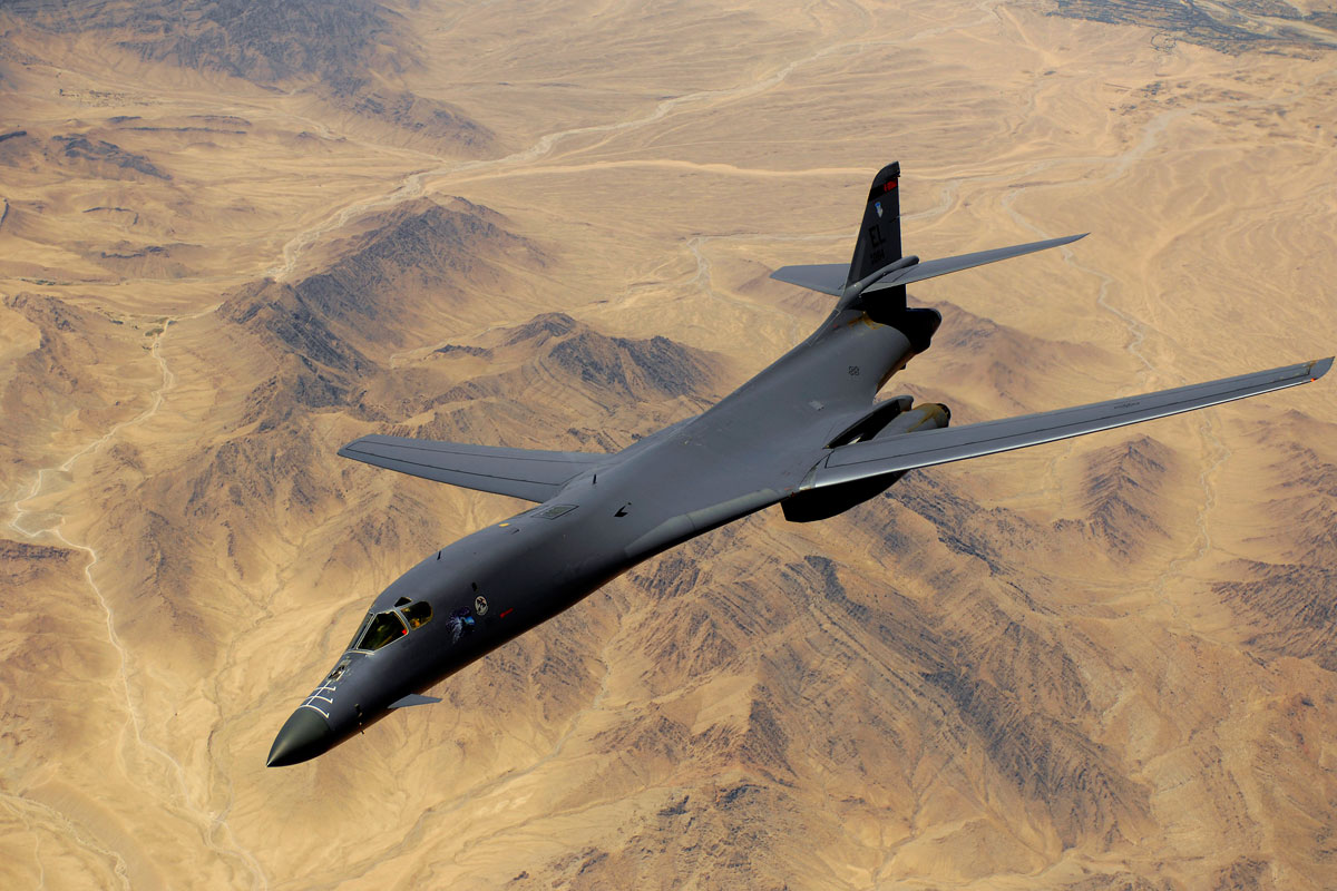 b-1b-lancer_012 B1 Lancer Supersonic