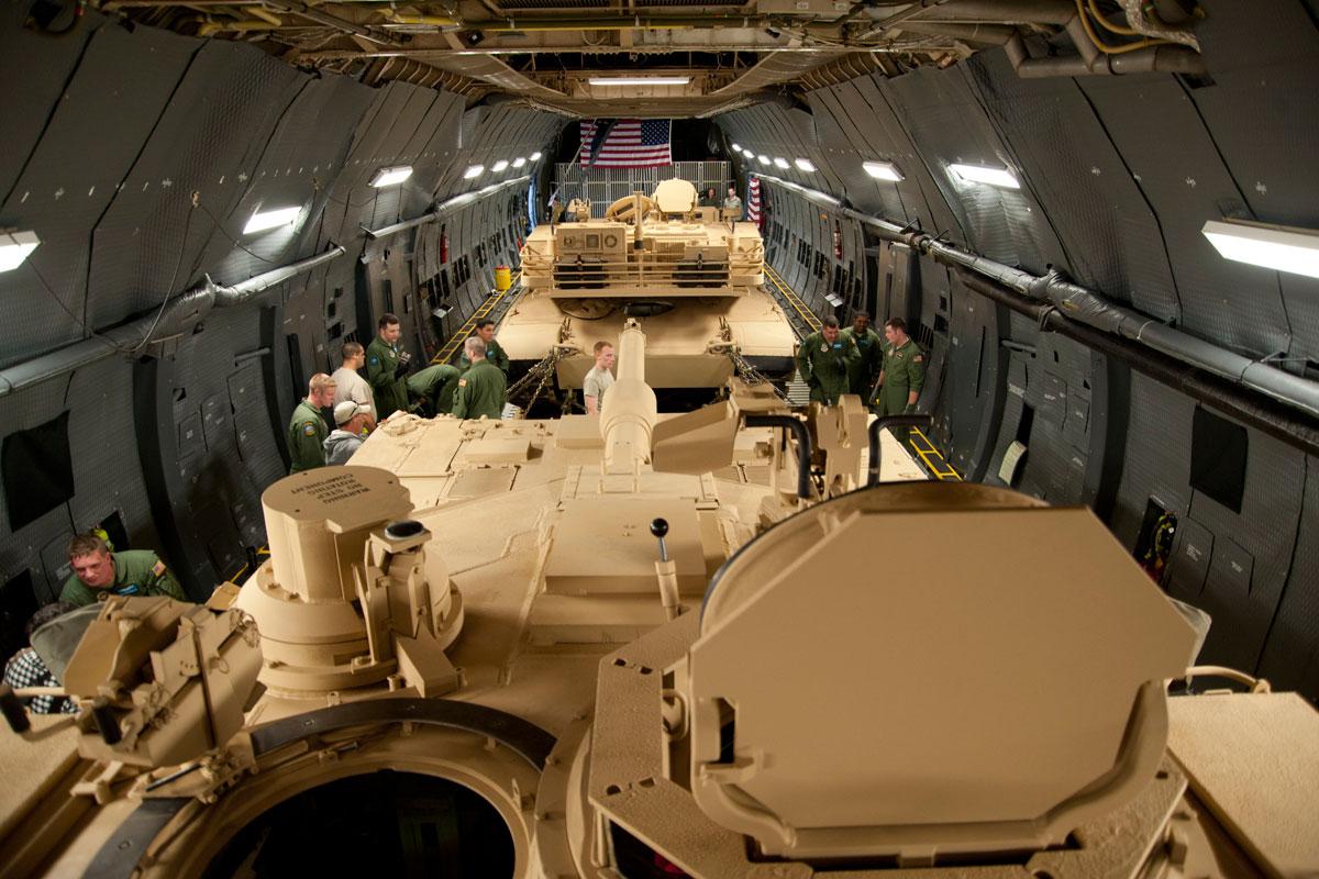 C-5 Galaxy | Military.com