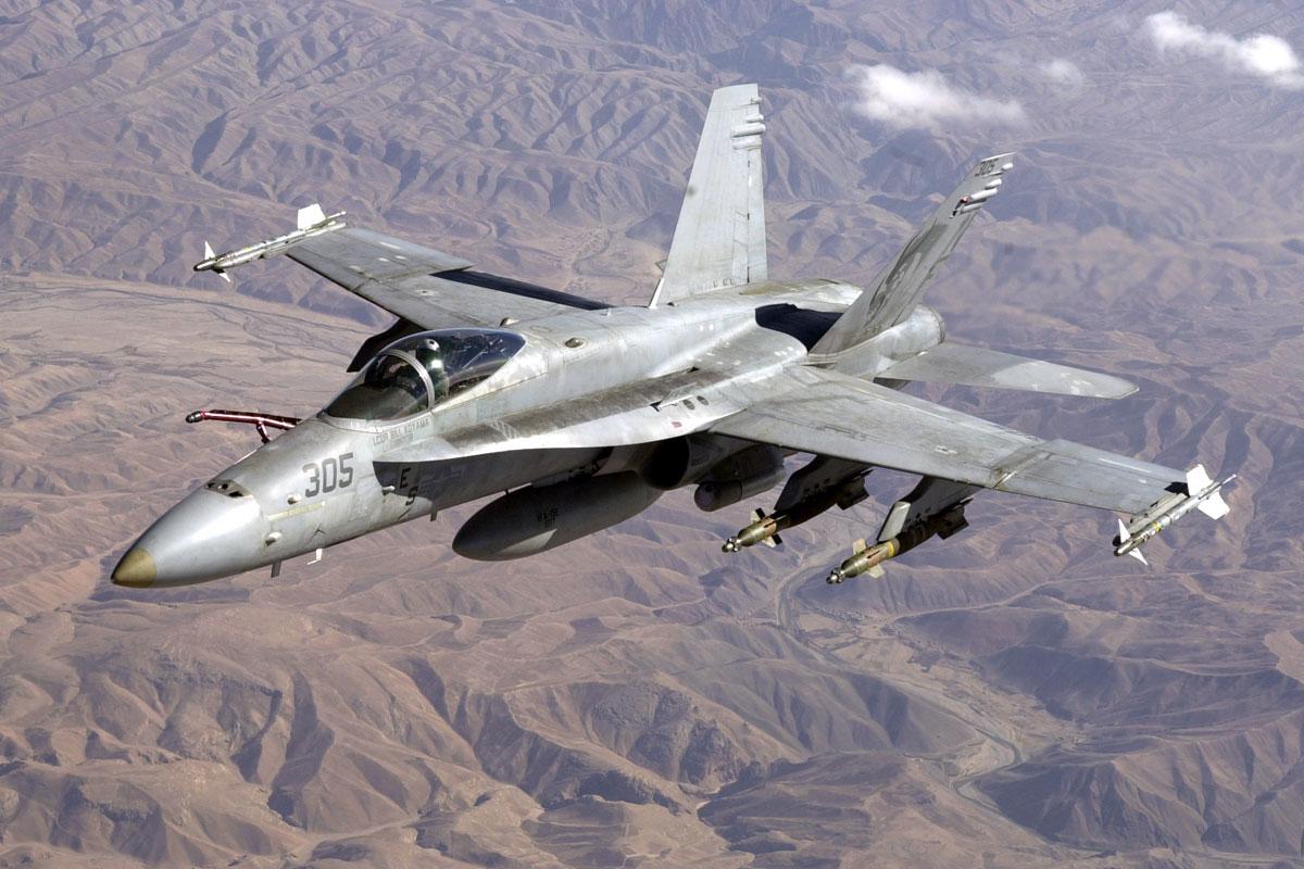 F/A-18C/D Hornet | Mil...