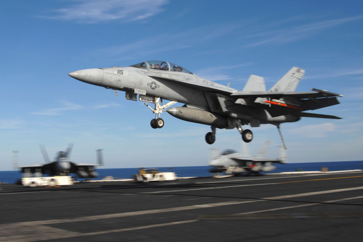 Sailor shot and killed by security at Naval Air Station Oceana
