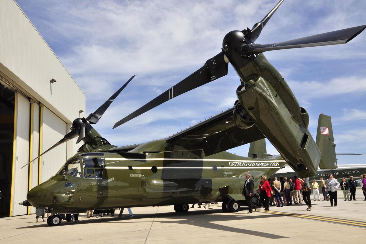 Elicottero Osprey : Mv osprey military