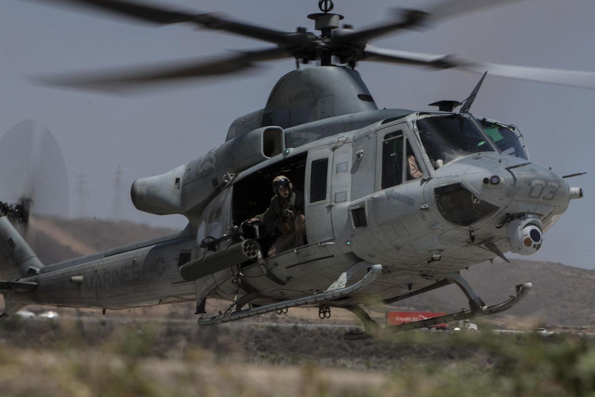 UH-1Y Venom | Military.com
