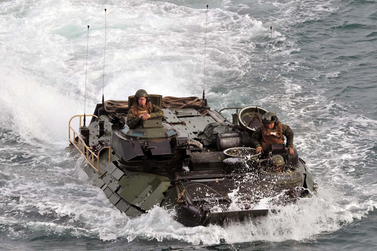 Amphibious Military Vehicle For Sale >> Amphibious Military Vehicles | Autos Post