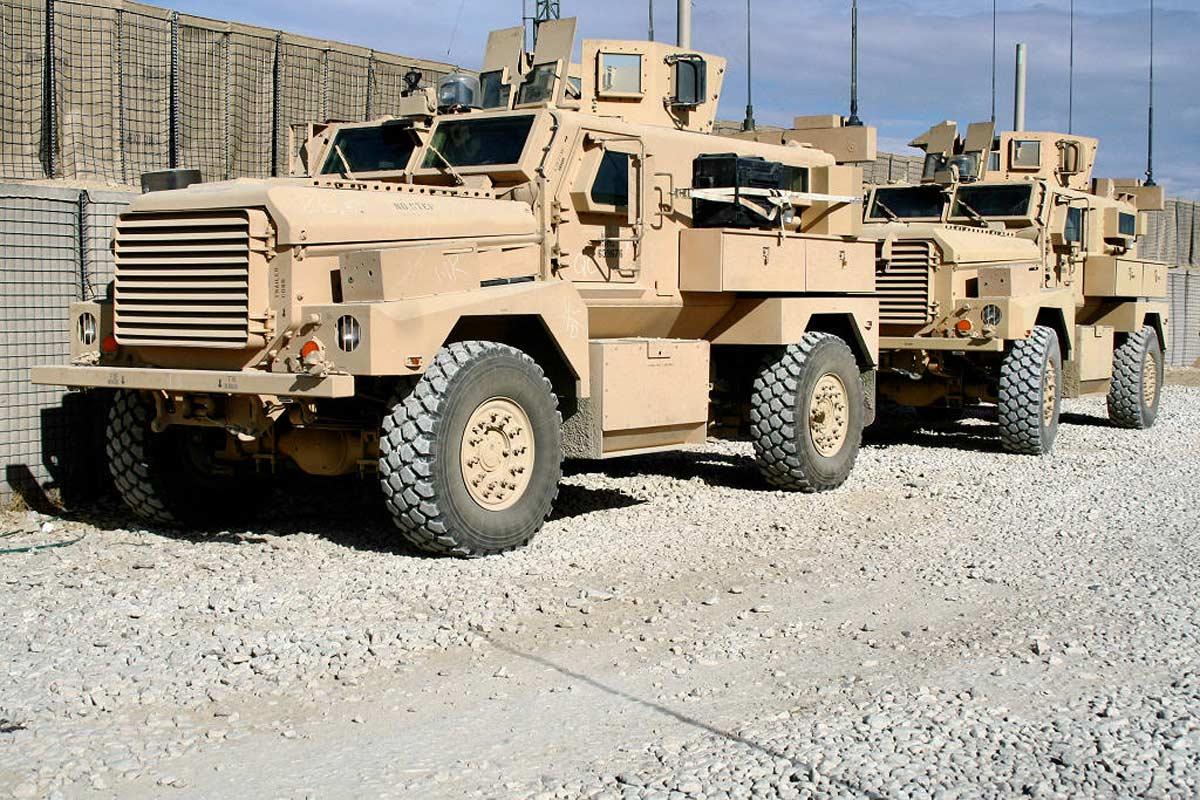Cougar 4x4 MRAP   Military.com