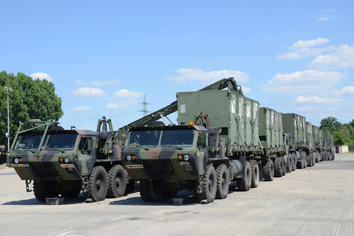 Heavy Expanded Mobility Tactical Truck Military Com
