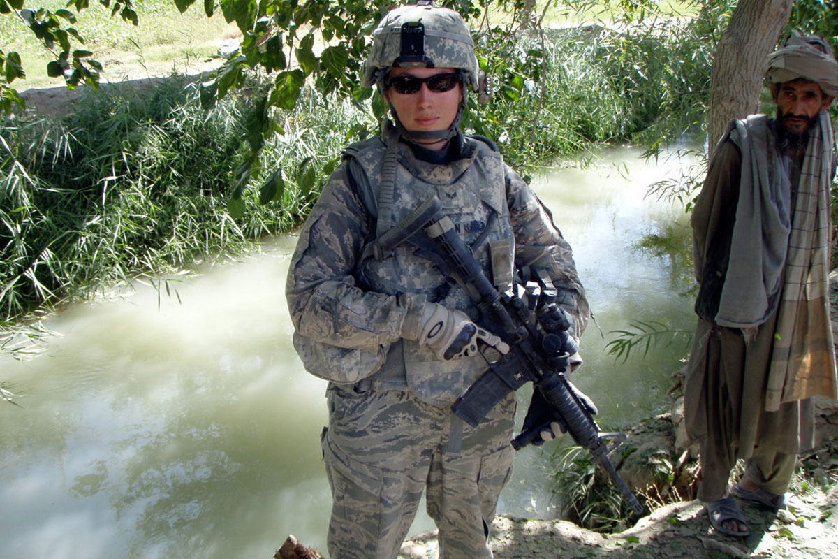 Air force abu uniform