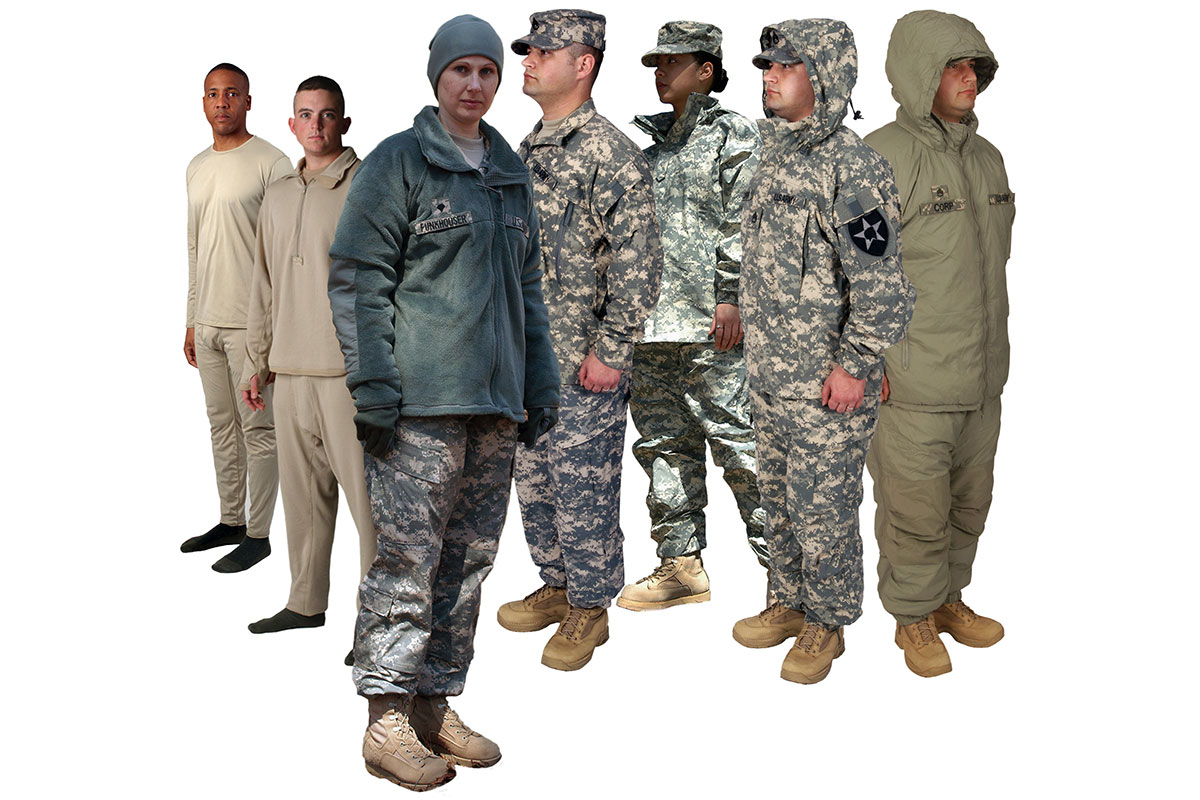Personal Loans For Veterans >> Extended Climate Warfighter Clothing System | Military.com