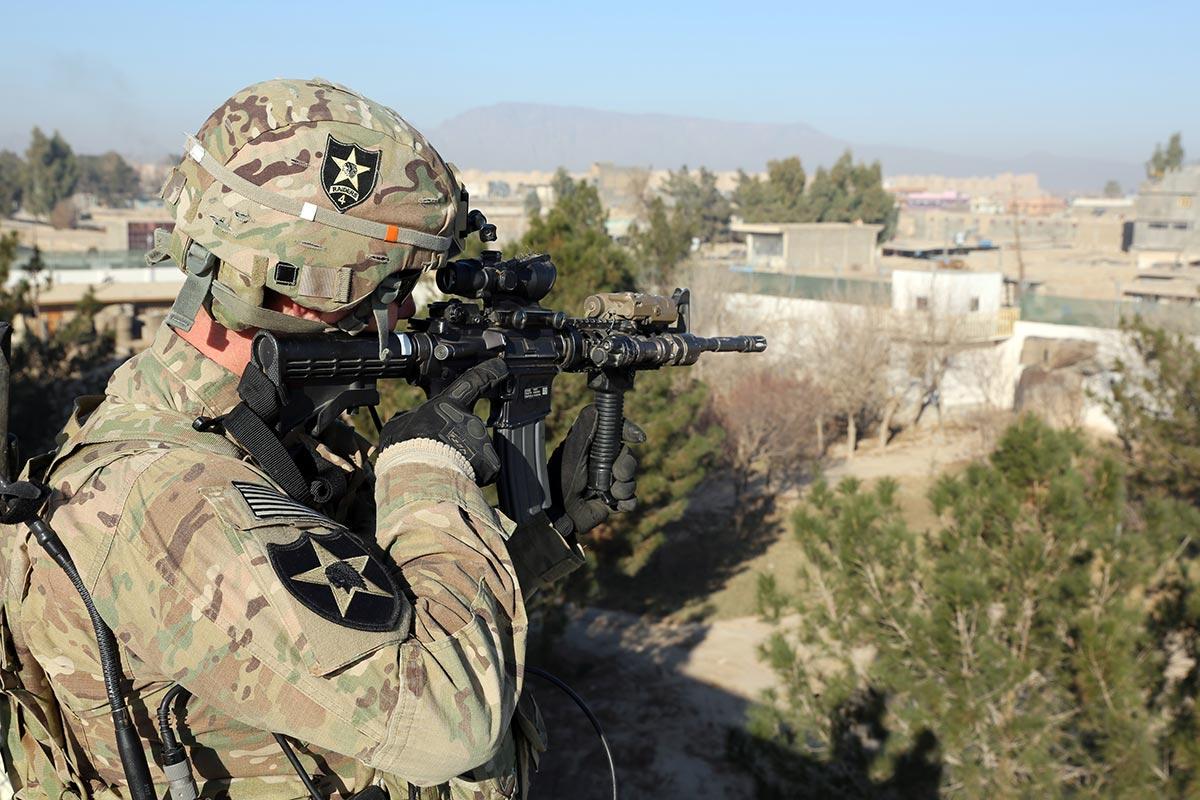 M150 ACOG | Military.com M16 Acog