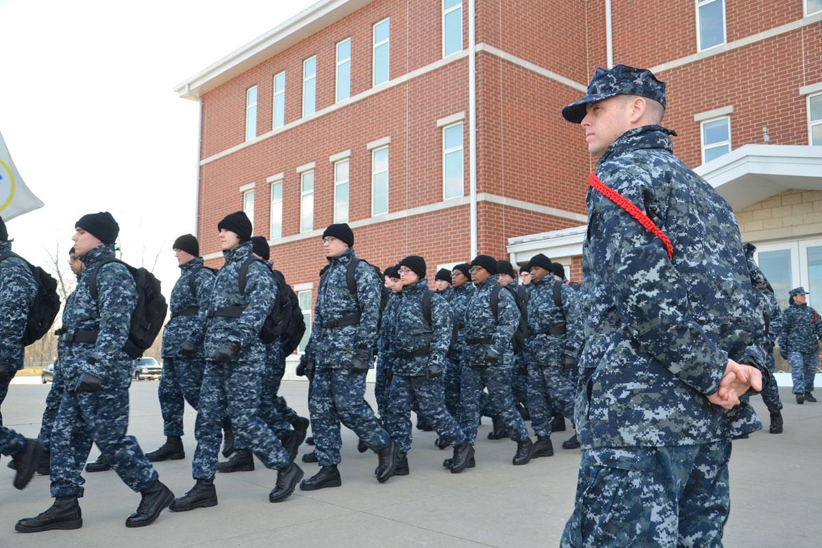 Navy Working Uniform - NWU Type I