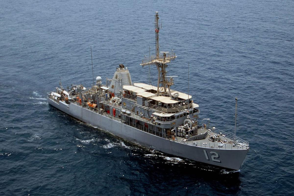 Avenger Class Mine Countermeasures Ships Military Com