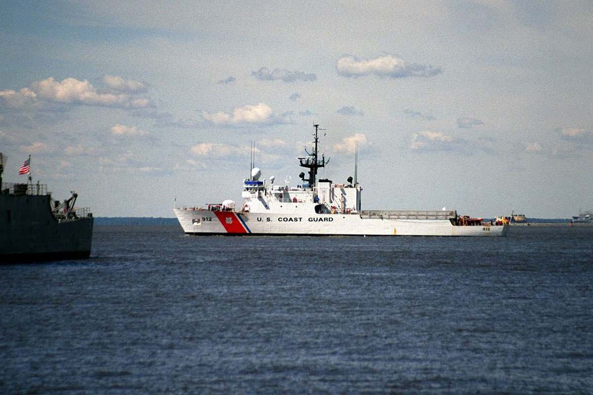 Coast Guard Sea Pay Undergoing Major Changes