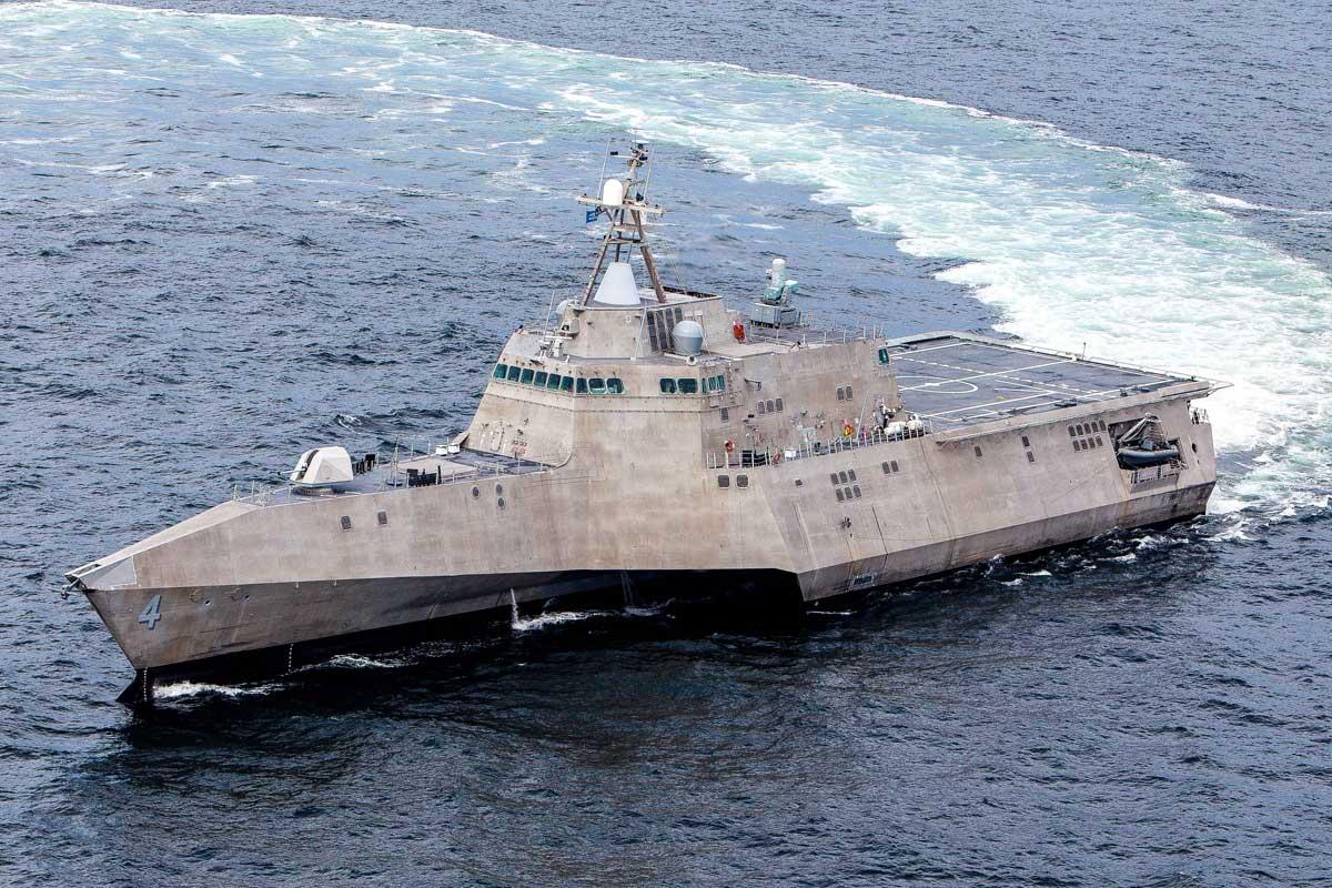 littoral combat ship lcs military com