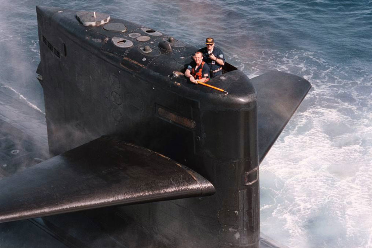 attack submarine The virginia-class, also known as the ssn-774 class, is a class of nuclear- powered fast attack submarines (hull classification symbol ssn) in service with  the.