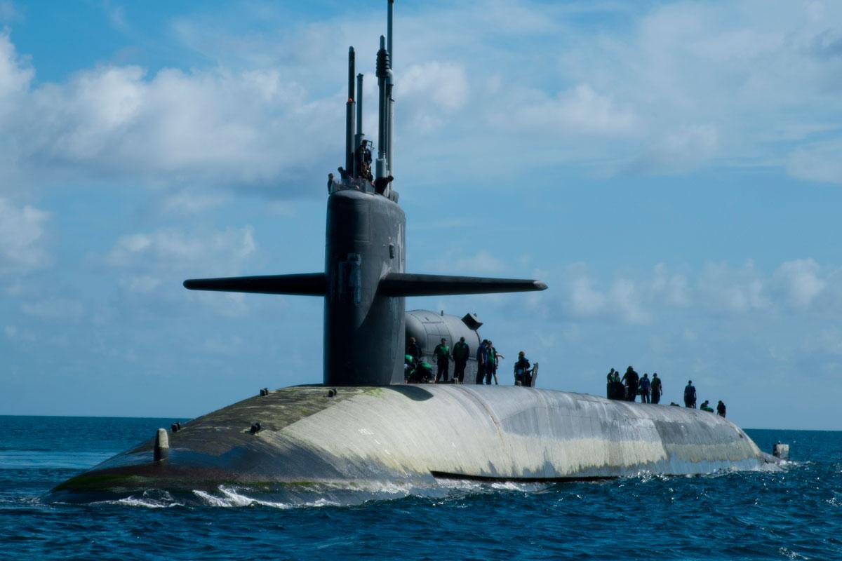 SSGN Ohio Class Submarines