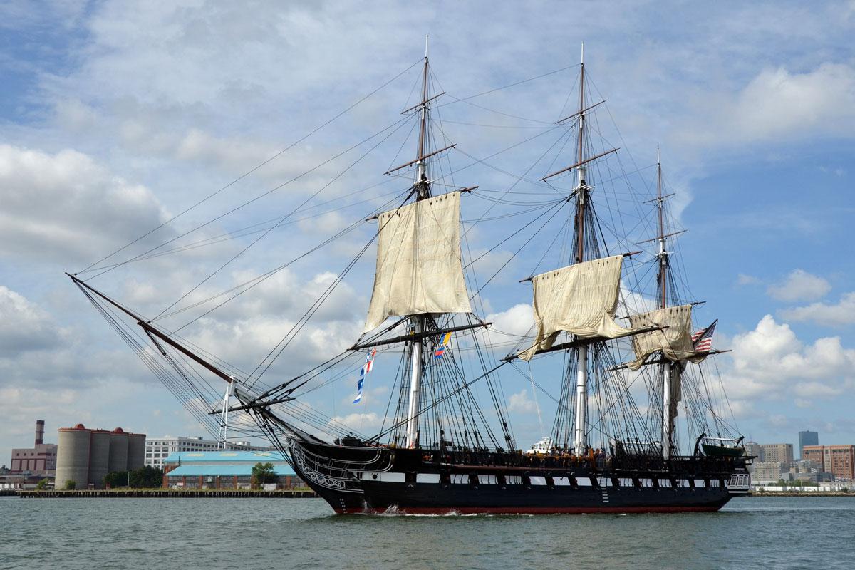 Uss Constitution USS Constitution | Mil...