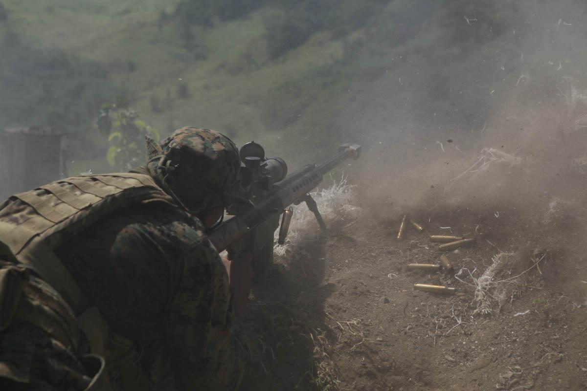 M107 50 Caliber Sniper Rifle Lrsr Military Com