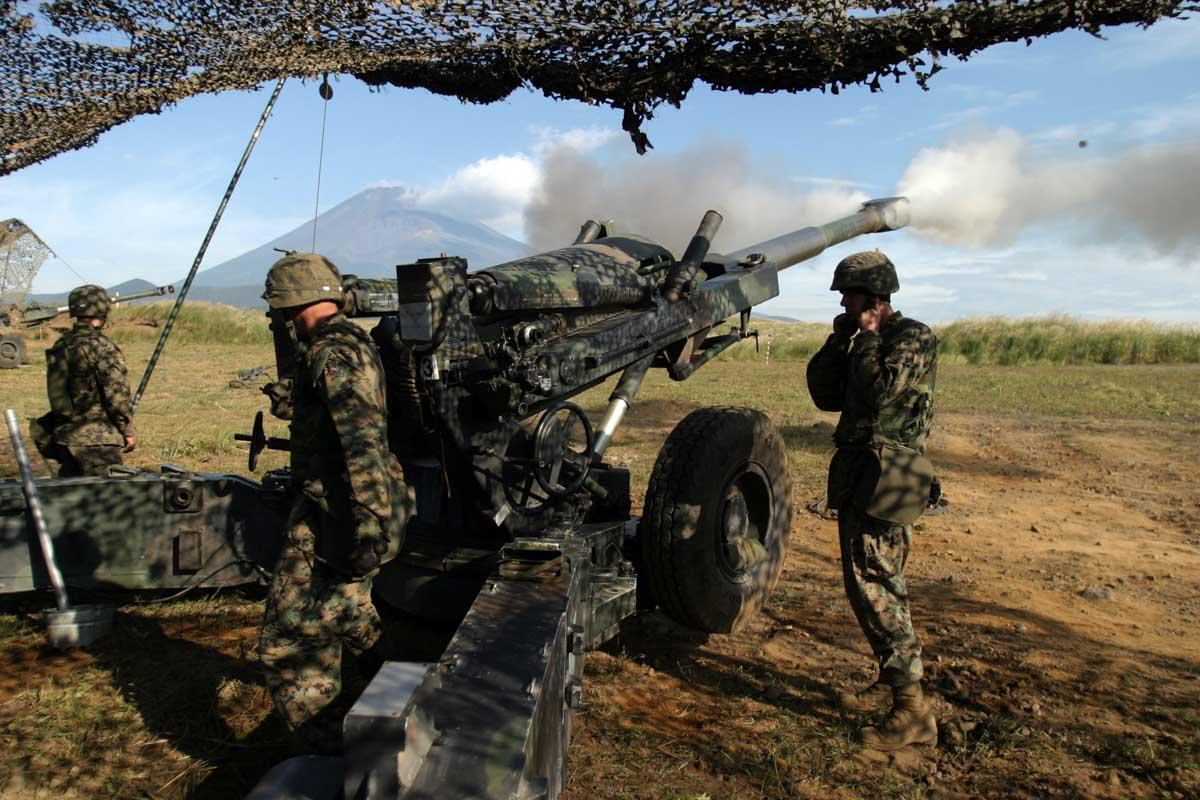 M198 Howitzer Militarycom