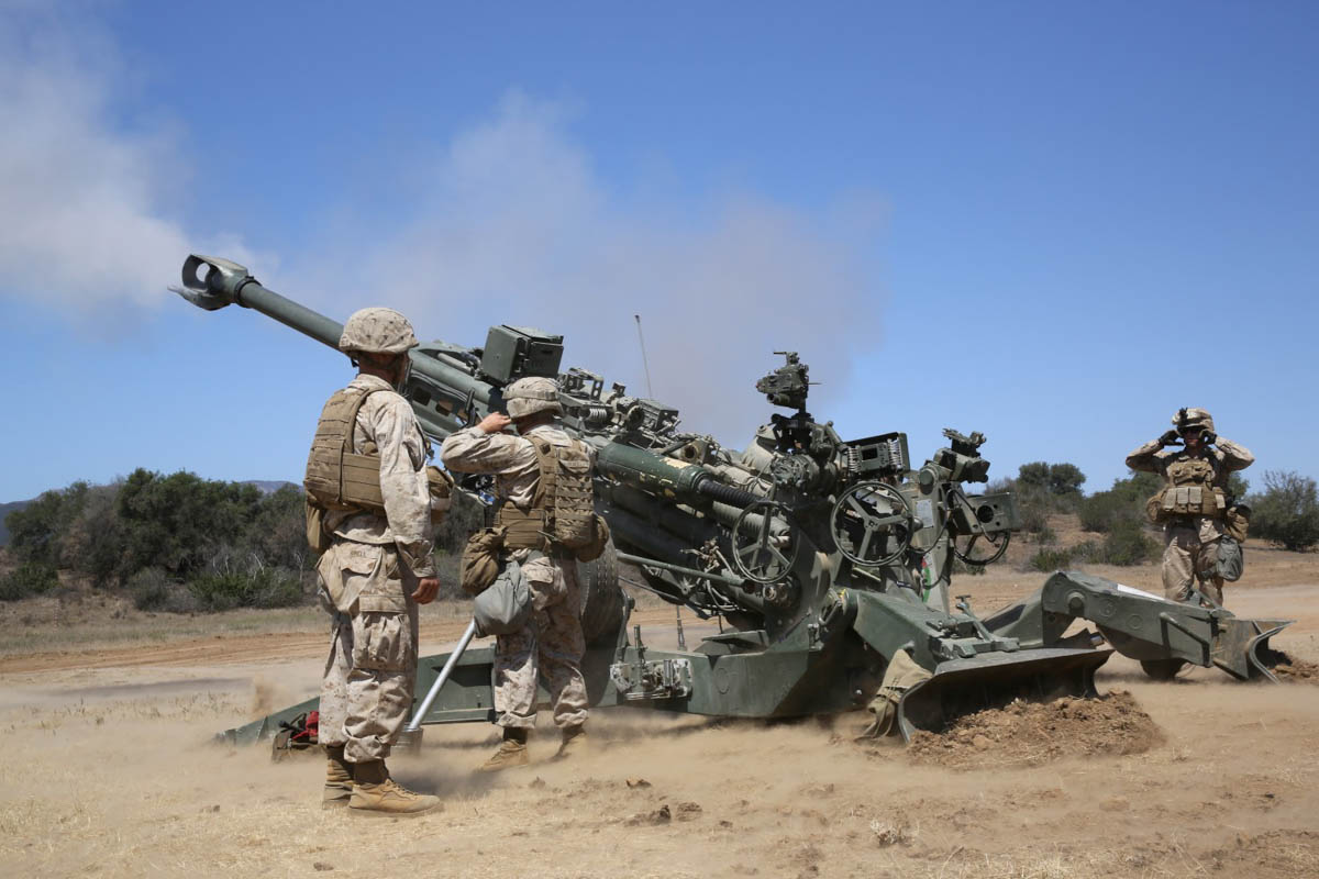 artillery training and readiness manual