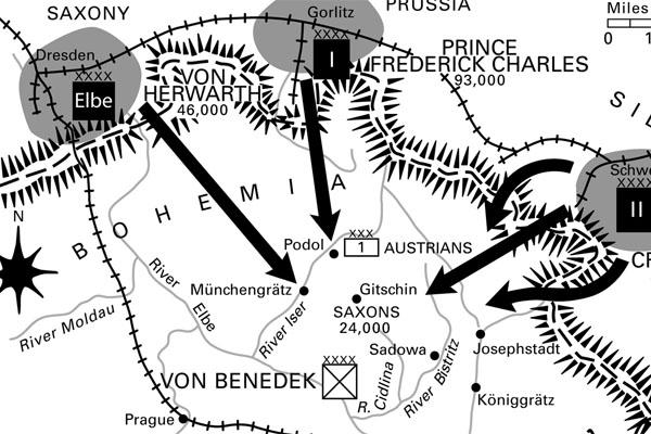 Bohemia battle map