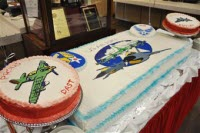 air force birthday cake