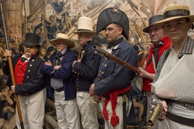 1812 Revenue Cutter Service uniform