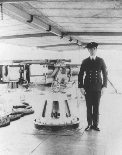 1926 Coast Guard CPO Blues