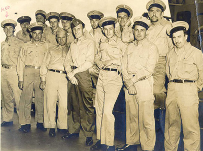 1944 Coast Guard CPO Khakis