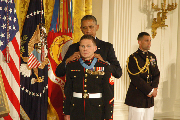 LCpl Carpenter - Medal of Honor