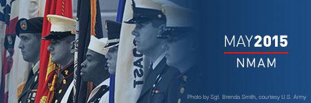 Nationa Military Appreciation Month