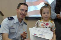 Essay, art contests open to military children