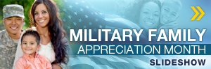 Military Famility Appriciation Month Slideshow