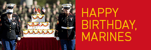 Marine Corps Birthday 2015