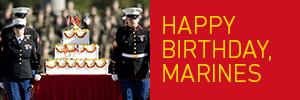 Marine Corps Birthday 2015