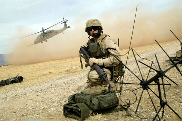 Air Force Combat Rescue Officer