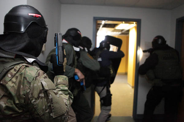 Special Reaction Team Trains For Any Situation Military Com